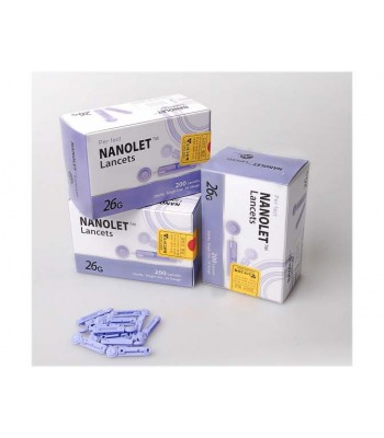 Lanset 26G (0.45mm) 200 Pcs.