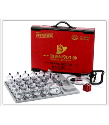 Cupping Set (30 Pcs.) (Hansol) - Pre-Order only